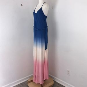 Young Fabulous and Broke maxi dress SZ M Ombre